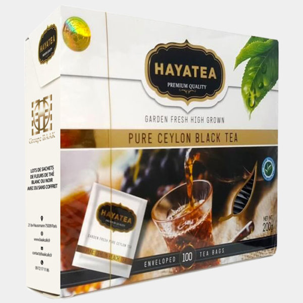 Pure Ceylon Black Tea